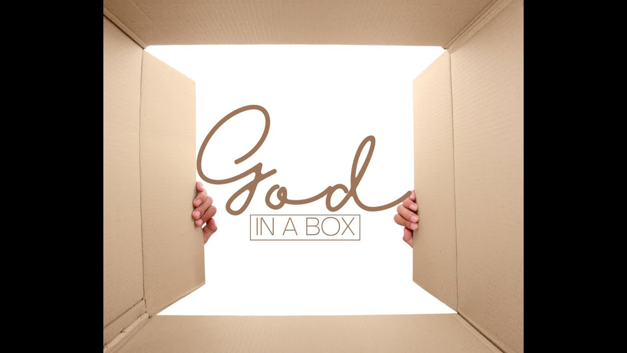 "GOD In A Box (Part 4) - ""Heartless GOD!"""