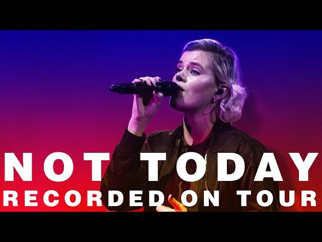 NOT TODAY - Hillsong UNITED - recorded live on tour from Sydney to Latin America