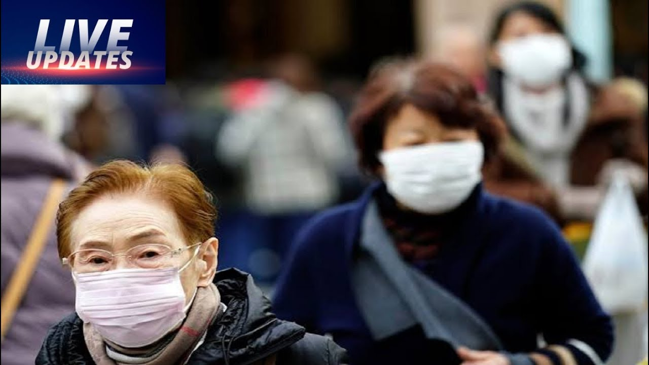 China Coronavirus Deaths toll Outbreak Live Update
