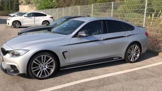 BMW 4-Series Coupe M Performance Parts 2014 Videos
