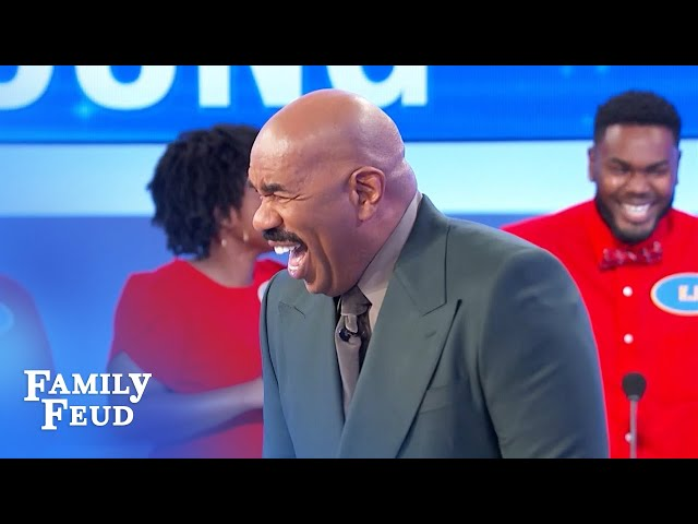 You should never go to bed... BROKE?! | Family Feud