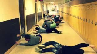 Hallway Swimming (New Viral) Nova moda!