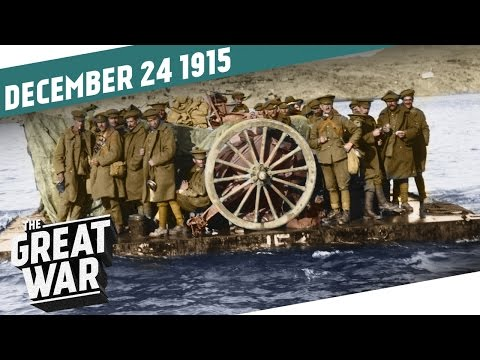 The Beginning Of The End - Evacuation At Gallipoli I THE GRE