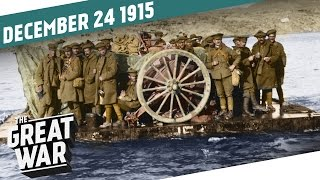 The Beginning Of The End - Evacuation At Gallipoli I THE GREAT WAR - Week 74
