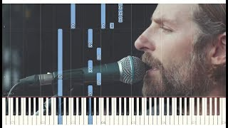 Bradley Cooper - Maybe It's Time - A Star Is Born - Piano Tutorial Video