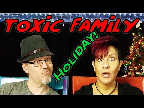 How To Deal With Toxic Family Members During The Holidays