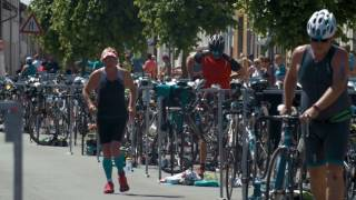 Arendsee Triathlon Trailer