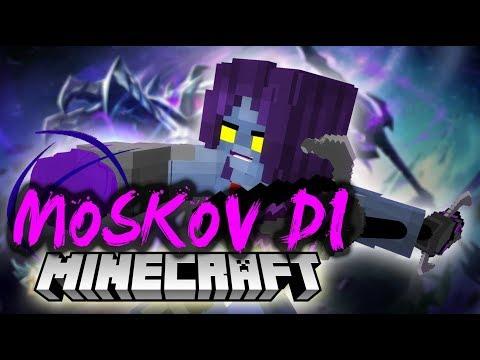 Moskov Di Minecraft - MINECRAFT ANIMATION INDONESIA