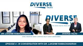 Ep#4  Dr. Lakshmi Ramachandran - an inspirational woman successful in her  career and personal life
