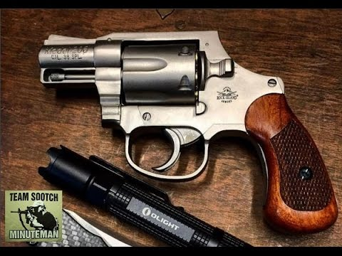 Rock Island Armory Model 206 38 Revolver