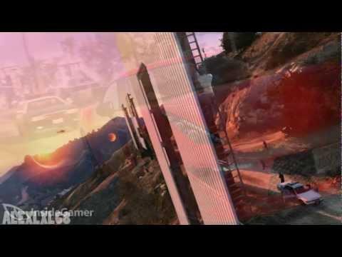 Song Trailer #2 GTA V [HD] (Stevie Wonder - Skeletons)