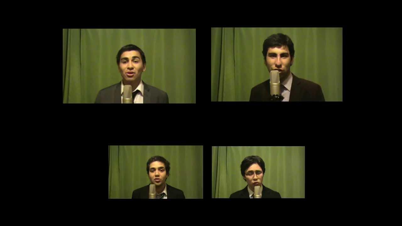 Villancico de Las Campanas Cuarteto GELC mpg