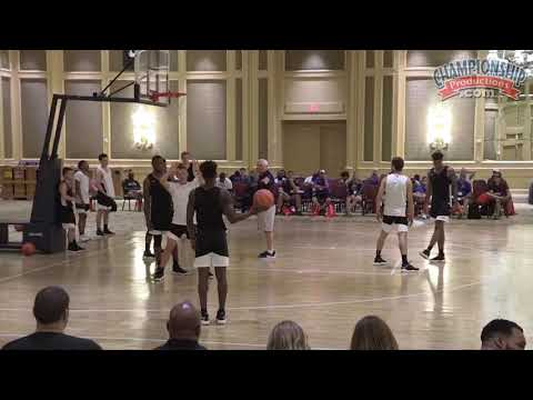 "Bob Hurley's ""Triangle Block Out"" Basketball Drill!"