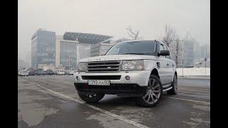 """Обзор """"по делу"""" Range Rover Sport 2005"""