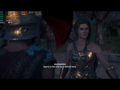 Assassin's Creed Odyssey   Nemesis Conquest Battle |