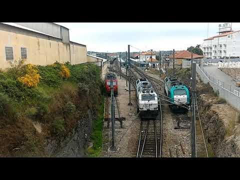 Linha da Beira Alta - Vilar Formoso 28mai18