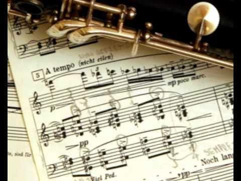 Alban Berg: Vier Stücke Op.5 - N.1