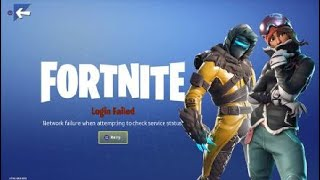 FORTNITE SERVERS HACKED AFTER 2.00 UPDATE