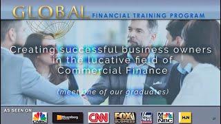 Global Financial Training Program Interview with Paula