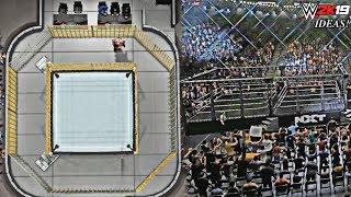 WWE 2K19: 5 Match Type Ideas! (Punjabi Prison, War Games, Casket Match & More!)