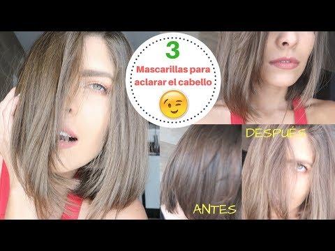 Bicarbonato de sodio aclarar el cabello