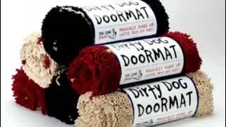 Лапахвост Dog Gone Smart коврик для собак супервпитывающий Doormat