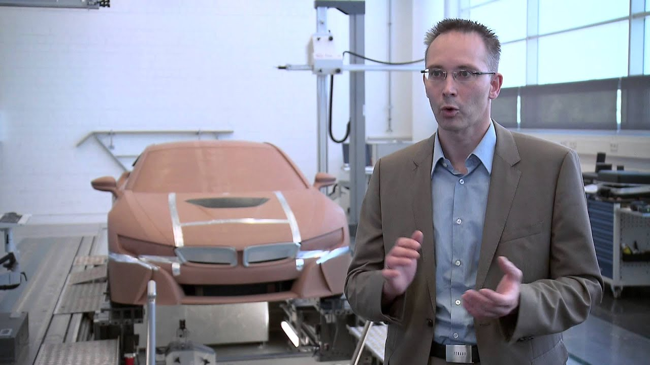 BMW i8 Interview: Holger Winkelmann, Head of Aerodynamic BMW Group