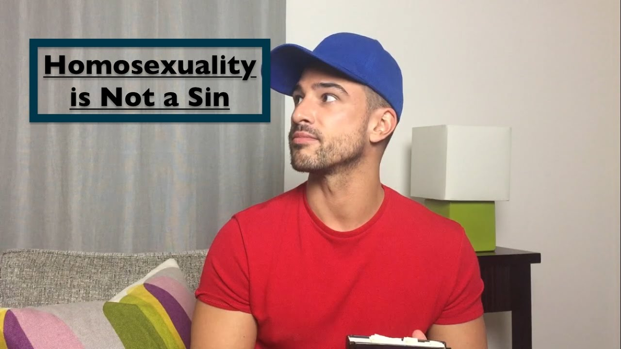 Being Gay A Sin 31