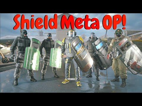 Shield Meta is Back in Rainbow Six Siege