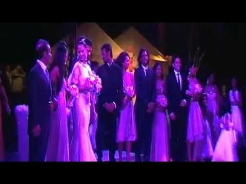 Mahesh Bhupati & Lara Dutta ( Wedding in GOA ) - 19th Feb 2011