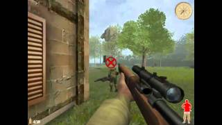 World War II Sniper:Call to Victory Gameplay [ HD ]