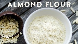 How to Make Almond Flour - Honeysuckle