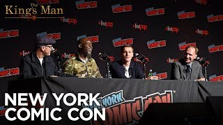 The King's Man | New York Comic Con 2019