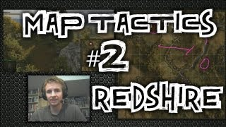 World of Tanks || Map Tactics #2 - Redshire.
