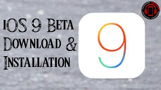 iOS 9 Beta Download + Installation [Deutsch/German]