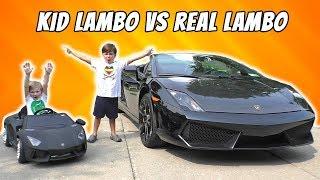 Mom Wins Lambo