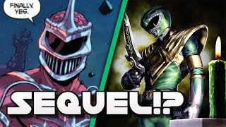 Power Rangers SEQUEL With Lord Zedd And Green Ranger COMING?