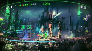 PS4 - Resogun Gameplay - 1080p