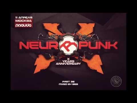 Клип Neuropunk - pt. 36 mixed by Bes