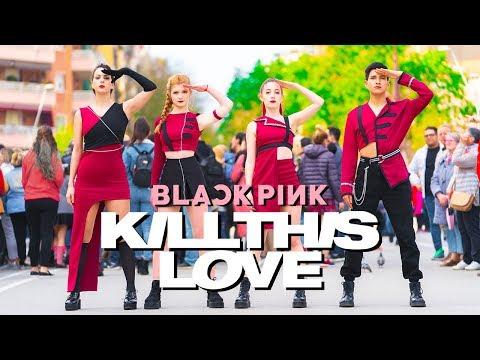 [KPOP IN PUBLIC] |  BLACKPINK (블랙핑크) - Kill This Love (킬디스러브) Dance Cover [Misang] (One Shot ver.)