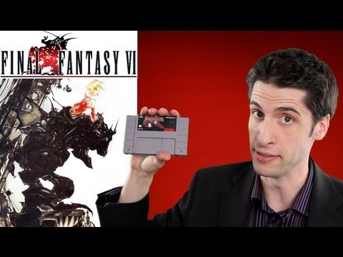 Final Fantasy VI game review