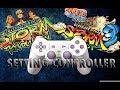 Cara Setting Controller/Joystick Naruto Shippuden Ultimate Ninja Storm Revolution & Ninja Storm 3
