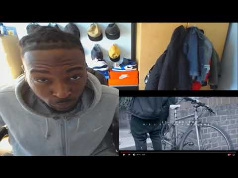 Harlem Spartans x 67 - splash & cash REACTION