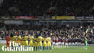 Chelsea, Arsenal, Burnley and Palace pay tribute after Leicester City helicopter crash