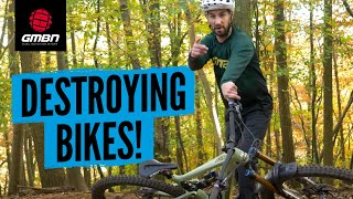 7 Ways You're Destroying Your Bike | What's The Worst Thing You've Done To Your MTB?