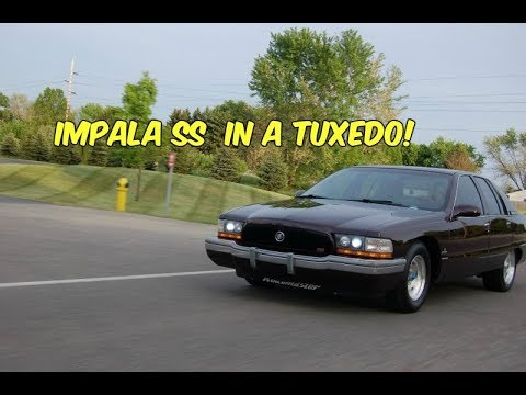 1994-1996 Buick Roadmaster...The CHEAPEST Impala SS You'll Ever Find!!