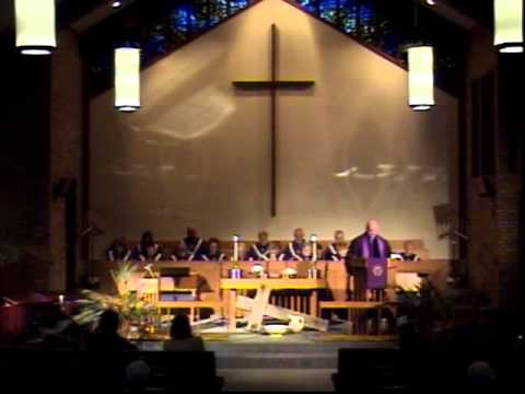 Holy Thursday March 24, 2016 Service of Fields United Methodist Church
