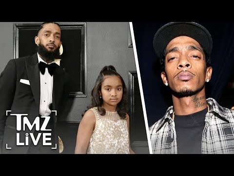 Nipsey Hussle's Sister Files for Guardianship of One of His Children   TMZ Live