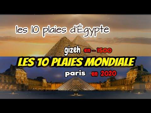 LA FIN DES TEMPS,����,Les dix Plaies d'Égypte De retour de nos jours?