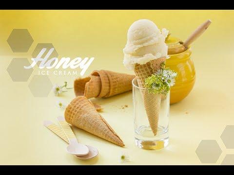 How to make Honey Ice Cream
